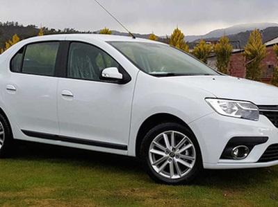 В сети появились новые фото рестайлингового Renault Logan
