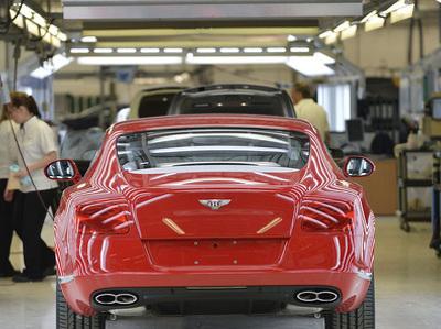 Выход Великобритании из ЕС обойдется автопроизводителям в 5 млрд евро