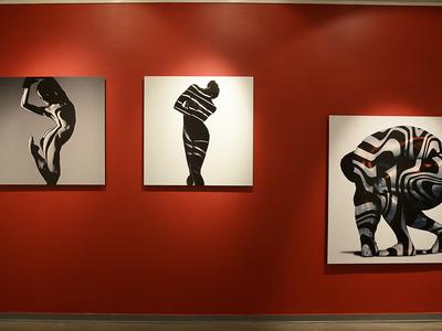 Юбилейная выставка Говарда Шатца