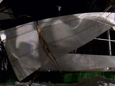 Специалисты МЧС полностью разобрали завалы рухнувшего клуба в Бердске