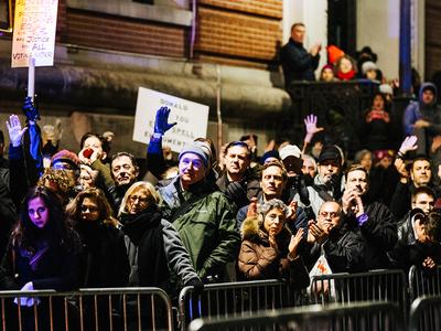 Противники Трампа готовы к сопротивлению