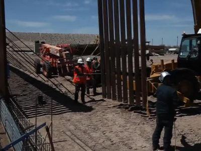 Проекты дизайна стены на границе США и Мексики начнут принимать в марте