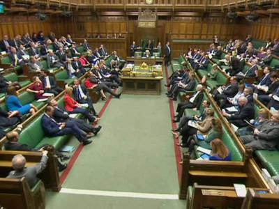 Единственный депутат Партии независимости в британском парламенте покидает ее