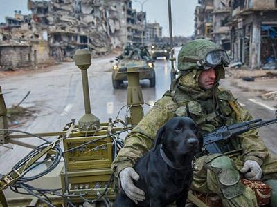 Путин лично наградил спецназовцев, два дня сдерживавших боевиков в Сирии