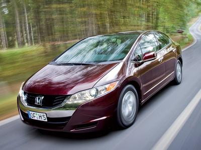 Honda собирается строить электромобили вместе с Hitachi