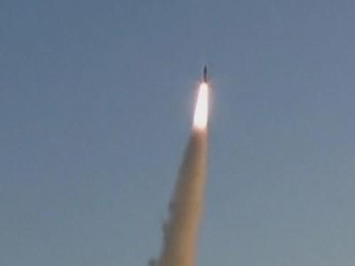 Украина объявила об испытании ракет собственного производства