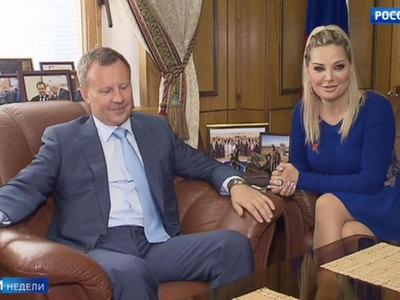 Беглый депутат Вороненков мовы не знает, но все русское ему противно