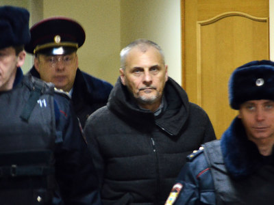 Более полумиллиарда рублей взяток: начался суд над бывшим губернатором Сахалина