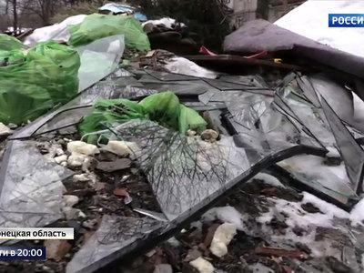Украина снова сорвала отвод тяжелой техники в Донбассе