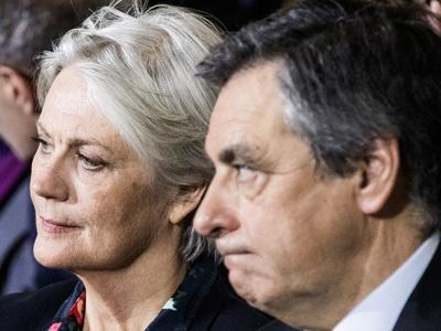 Пенелопа Фийон решила не дискредитировать мужа-кандидата