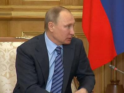 """Путин: по """"Северному потоку-2"""" мы готовы продолжать отношения со всеми"""