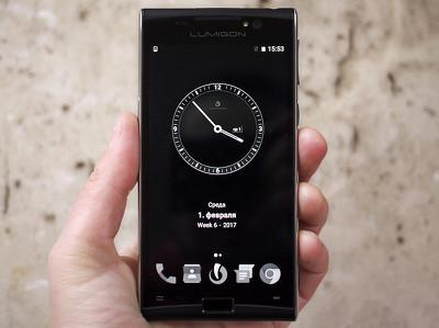 """Обзор смартфона Lumigon T3: 100 """"лошадей"""" в Ferrari"""