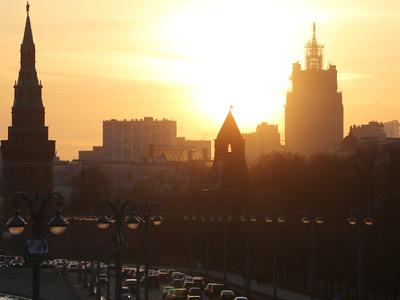 Атмосферное давление в столице побило рекорд 44-летней давности