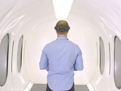 Компания HTT приступила к созданию первой пассажирской капсулы Hyperloop