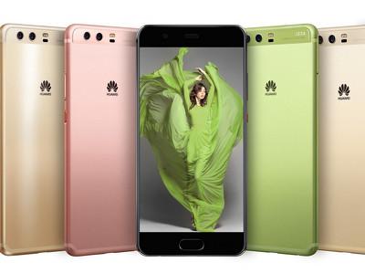 Официально: российская цена флагманского смартфона Huawei