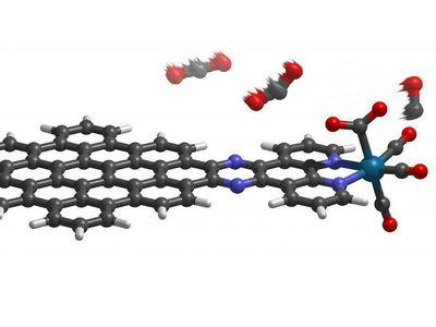 """Химики создали молекулярный """"лист"""", собирающий и хранящий солнечную энергию"""
