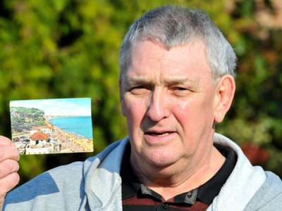 Британец получил открытку, отправленную из отпуска 40 лет назад