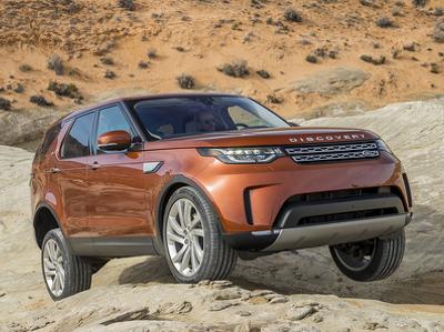 Land Rover планирует выпустить экстремальную версию внедорожника Discovery
