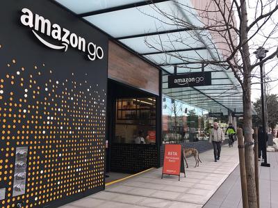 "Amazon отложила открытие ""супермаркета будущего"""