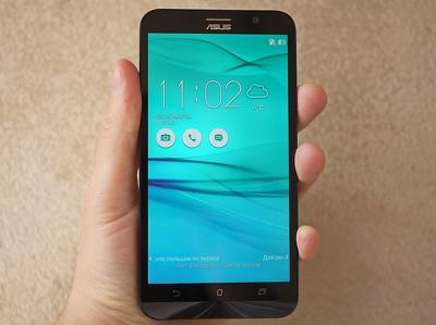 "Обзор смартфона Asus Zenfone Go TV: у ""голубого экрана"""
