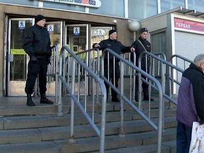 Тревога в петербургском метро оказалась ложной