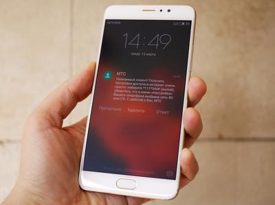 Обзор смартфона Meizu Pro 6 Plus: профи с плюсом