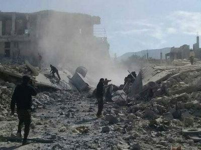 "Al Jazeera провела постановочные съемки ""химатаки"" в Сирии"