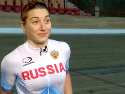 Велоспорт. Шмелева и Войнова стали призерами чемпионата мира в гите
