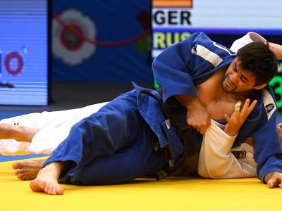 Дзюдоист Алан Хубецов выиграл золото чемпионата Европы
