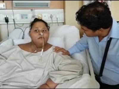 Докторов самой тяжелой женщины в мире обвинили во лжи