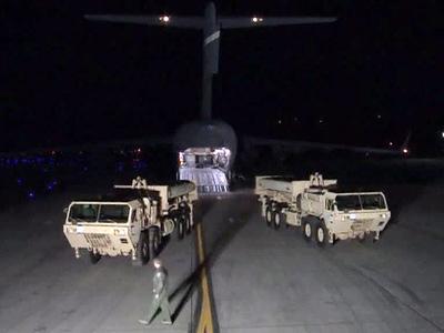 США усилили военное присутствие в Южной Корее