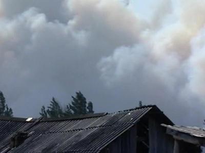 Жители не спасли: в иркутской Бубновке сгорели уже более полусотни домов