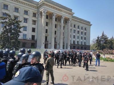 """Три года трагедии в Одессе: Куликово поле пытались """"заминировать"""""""