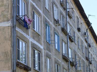 20 процентов жильцов пятиэтажек проголосовали, почти все - за снос