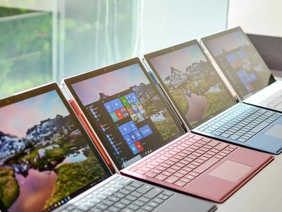 "Microsoft показала ""планшетобук"" Surface Pro за $800"