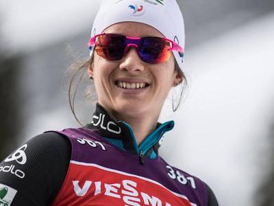 Французская биатлонистка Шевалье попала под машину