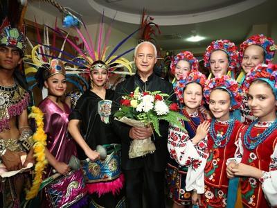 """Дом музыки открывает фестиваль """"Москва встречает друзей"""""""