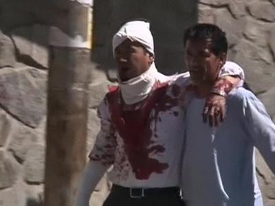 В Кабуле террорист взорвал конвой НАТО