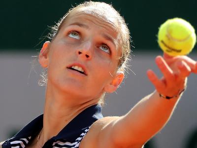 Roland Garros. Плишкова, Халеп и Свитолина в восьмерке сильнейших