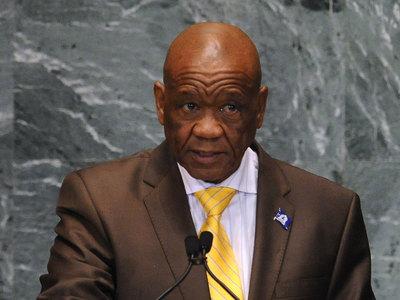Жену премьера Лесото застрелили после инаугурации мужа