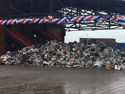 """Минприроды Подмосковья: свалка в Балашихе принимала """"серый"""" мусор"""