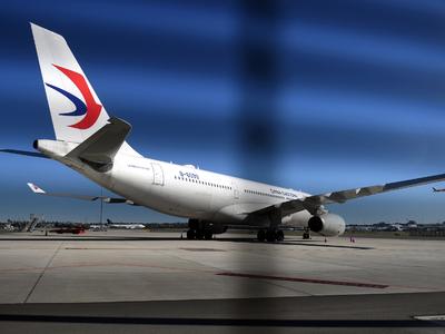 Пассажиры китайской авиакомпании пострадали  от турбулентности