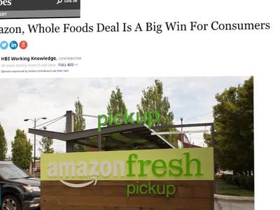 Вести.net: Amazon скупает супермаркеты, а Atari возрождает легенду
