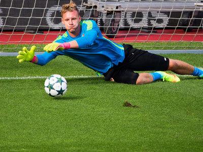 Бернд Лено займет место в воротах сборной Германии в матче с австралийцами