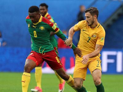 Сборные Камеруна и Австралии сыграли вничью