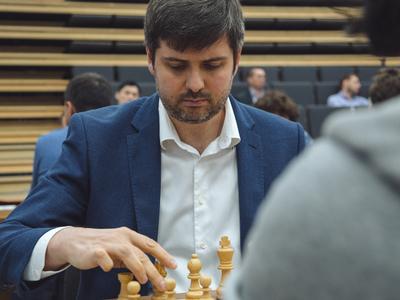 Российские шахматисты лидируют на командном чемпионате мира