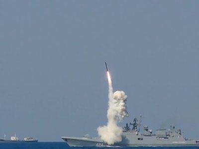 Удар по игиловцам: Силы специальных операций сработали вместе с ВМФ