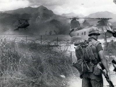 Россия передала США данные о плененных во Вьетнаме пилотах