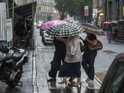 Число пострадавших от урагана в Москве увеличилось до 16
