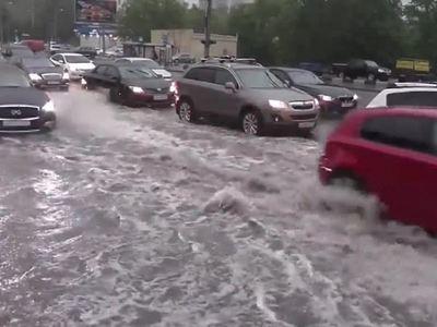 Ураган в Московском регионе: двое погибли, 22 пострадали